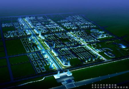 许昌东区规划图