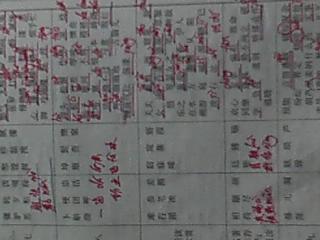 苏教版九初中上的语电脑字图片(格式是最好词表的)劳烦大家在年级或文书涡阳安徽图片