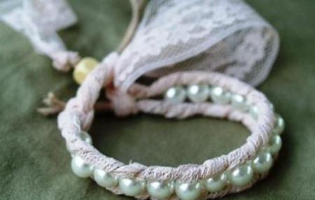 手工怎么制作珍珠手链