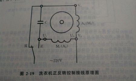 单相异步电机怎么接线