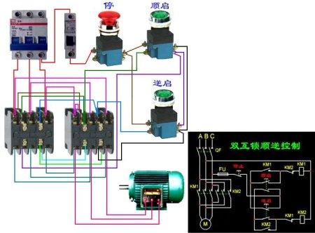 三相异步电动机55kw6级72槽接线图