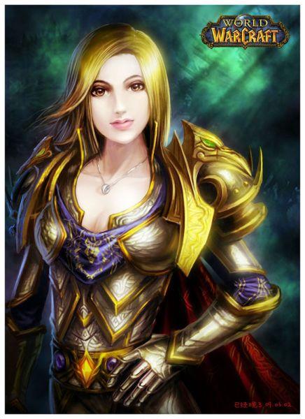 想要些魔兽世界女血精灵圣骑士唯美壁纸,大小随意!