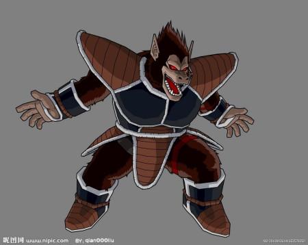 求霸气的大猩猩图片,要类似西游降魔篇最后孙悟空变身