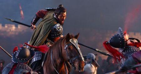 【急求】中国古代战争图片素材,影视剧截图