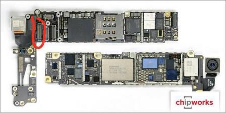 一直在广州做苹果维修,下图为主板触屏ic的图片,以供参考