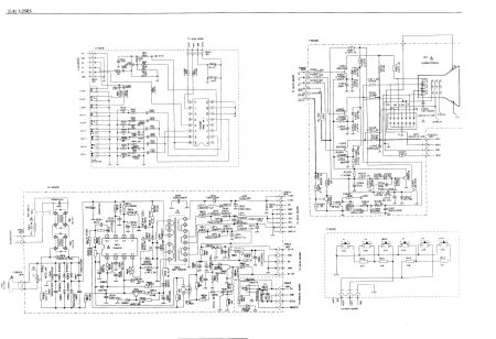 长虹彩电g2585图纸电路图求助