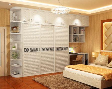 移门衣柜内部结构设计
