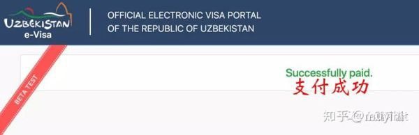 乌兹别克斯坦签签证怎么办理(图17)
