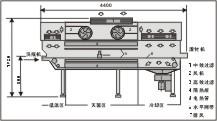 工业隧道炉_循环辐射隧道炉烘箱供应网带烘箱