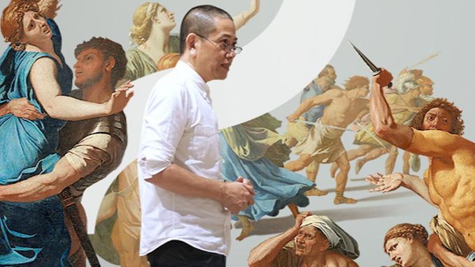 """25岁凭《西藏组画》名动全国的陈丹青变成""""嘴炮老愤青""""了吗?"""