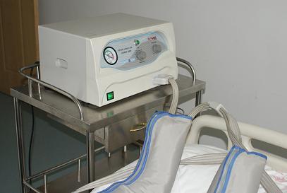空气波压力治疗仪的治疗注意事项图片