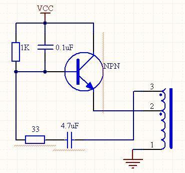 三极管8050放大电路,请问下面8050放大电路电路图中的