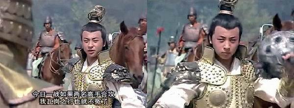 《隋唐英雄传》中释小龙饰演的是哪个人物