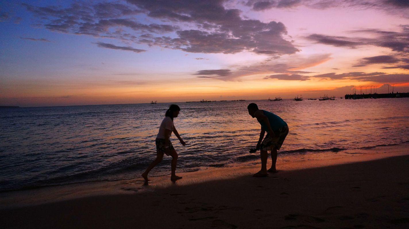 【bali】巴厘岛海边.火山.潜水6日游