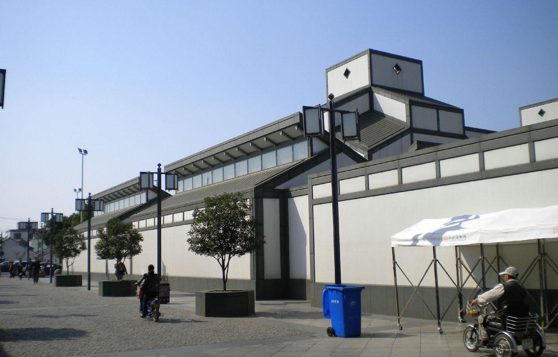 博物馆外墙图片