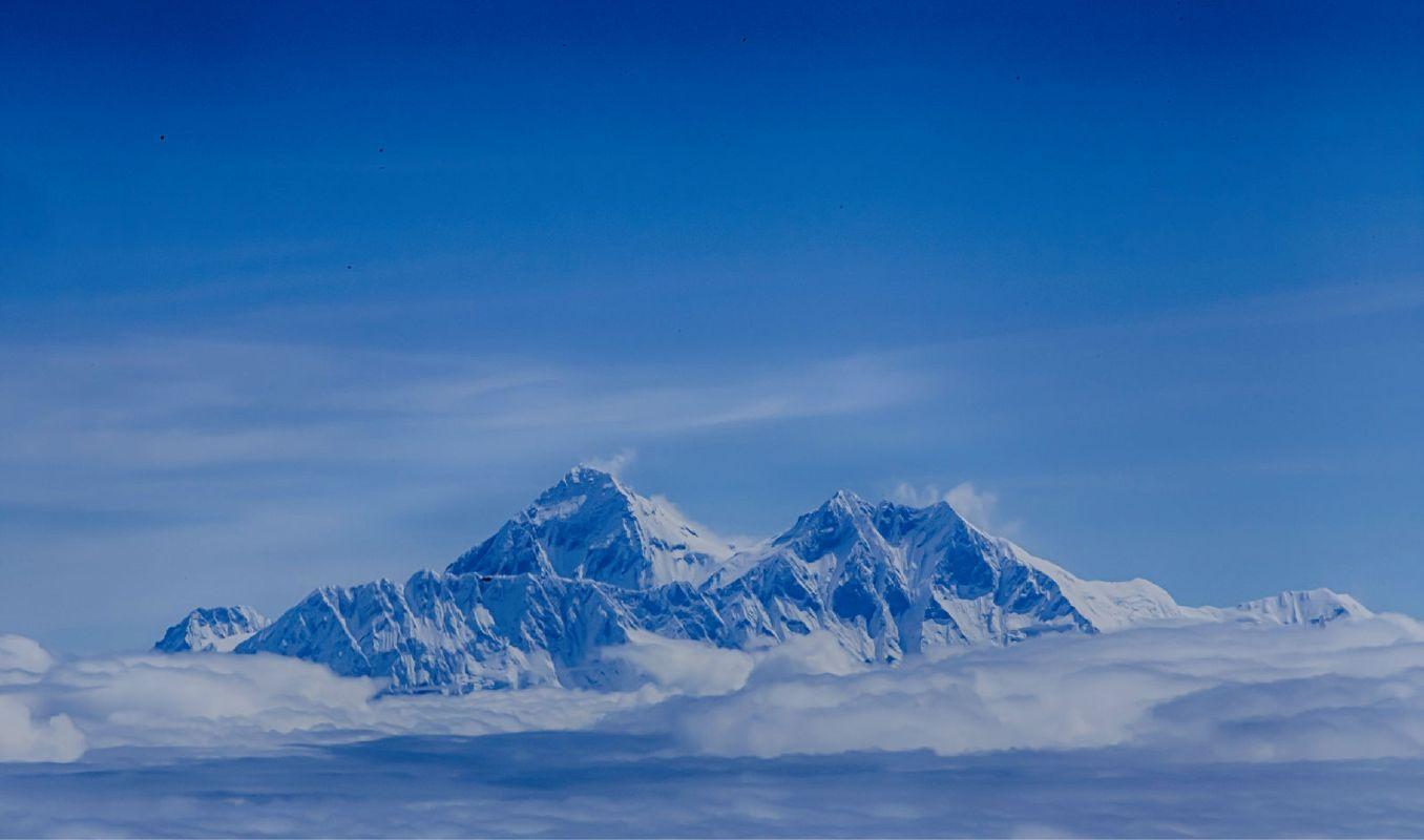 珠峰风景图片大全