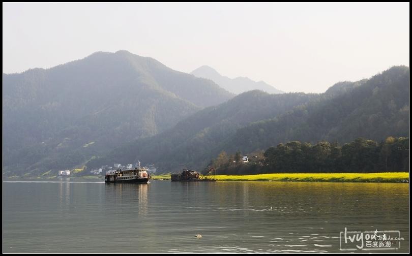 千岛湖过来的船图片