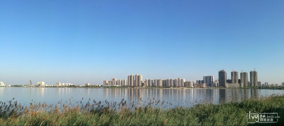 衡水湖南岸的冀州古城景区一日游记_冀州景区旅游攻略