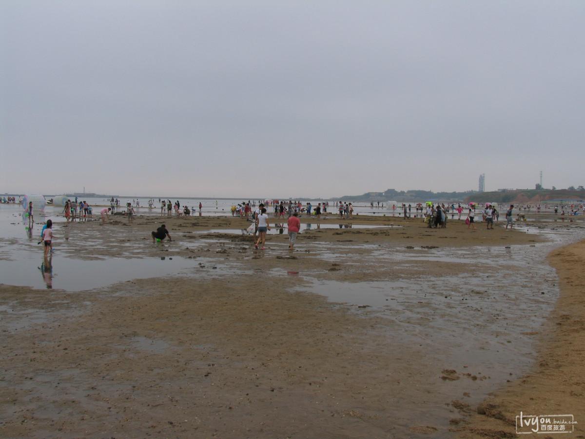 趣游葫芦岛,东戴河,止锚湾,九门口长城
