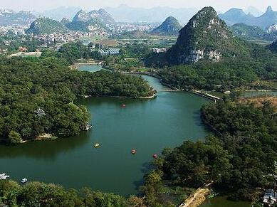 柳州风景绘画图片大全