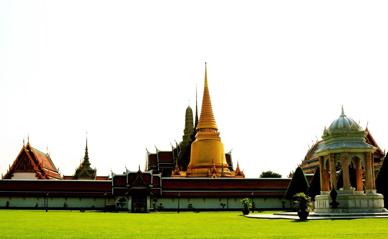 旅游胜地,多彩泰国