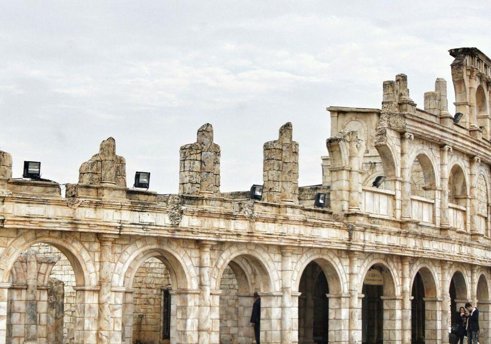 罗马式建筑图片图片
