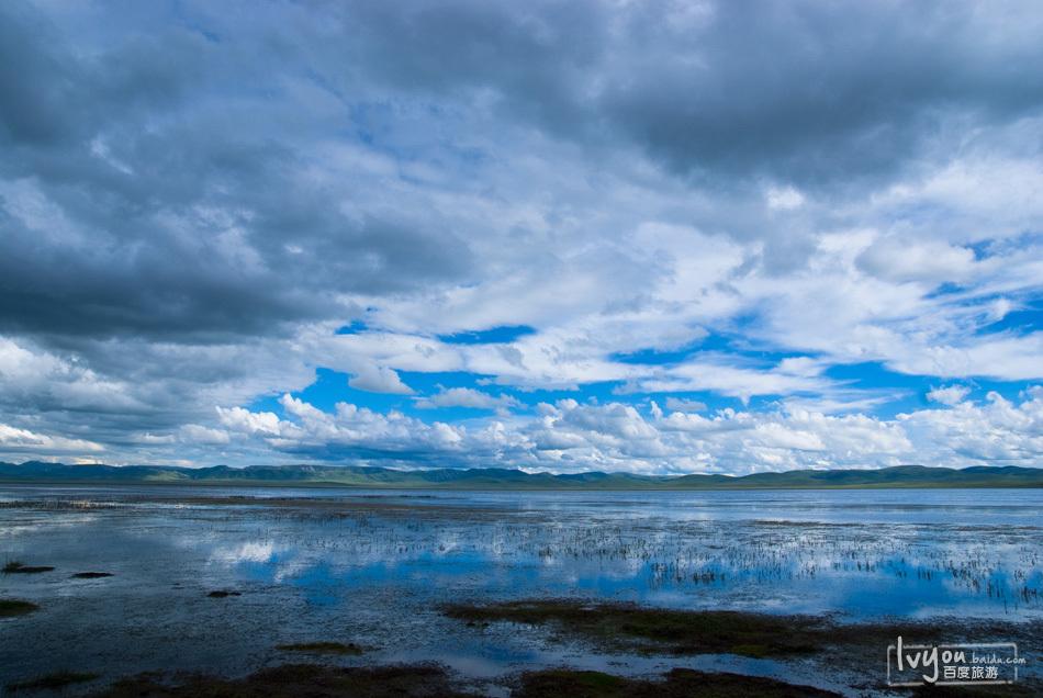 灰蓝色调风景图片