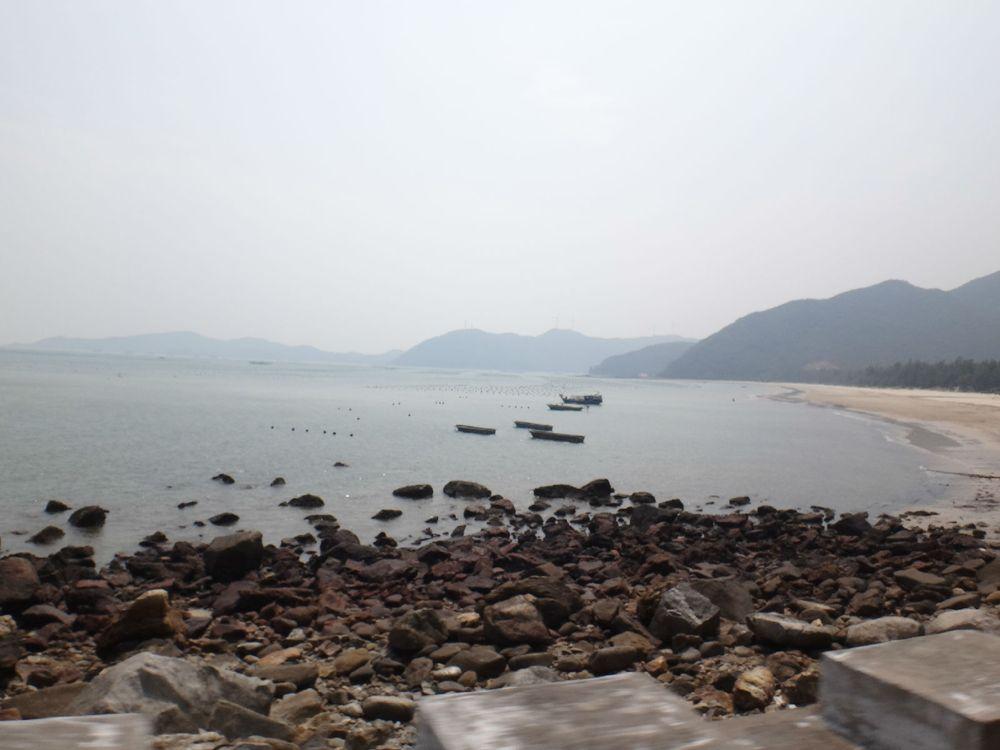 下川岛.珠海.横琴