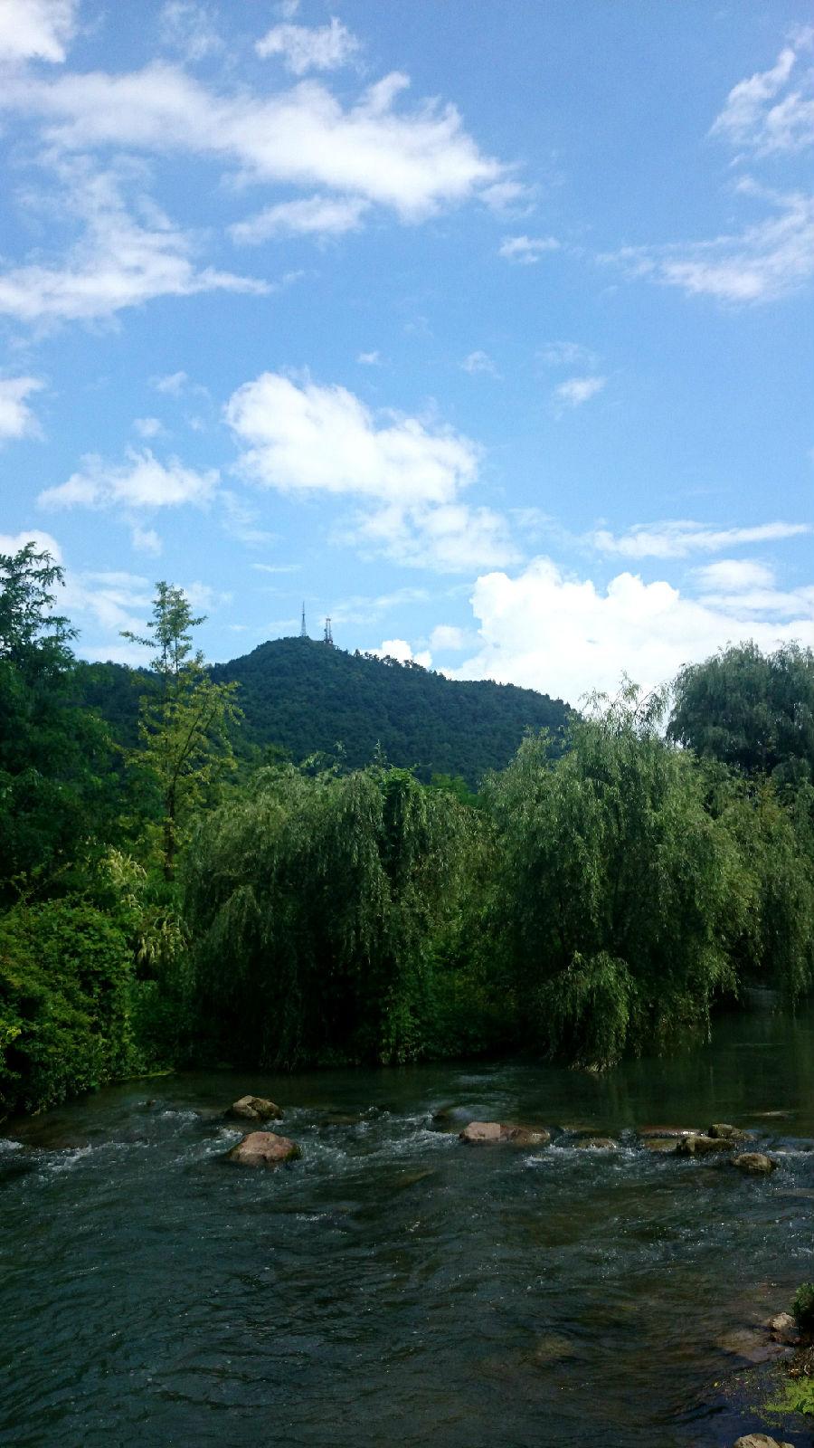 贵阳花溪国家城市湿地公园_旅行画册旅行图片_百度旅游