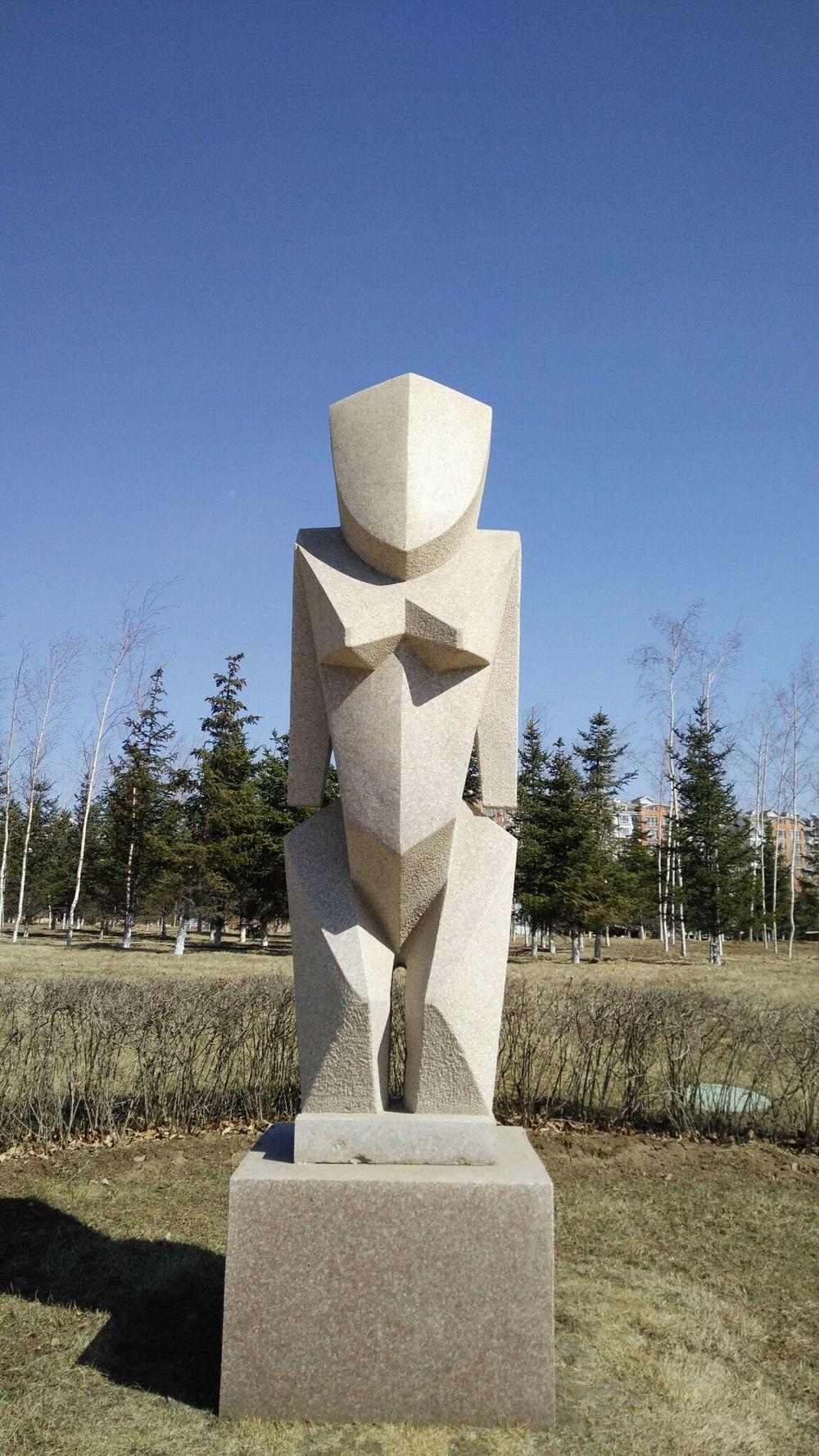 长春世界雕塑公园图片