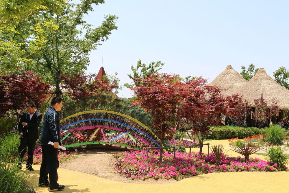 青岛世园会一日游_旅行画册旅行图片_百度旅游