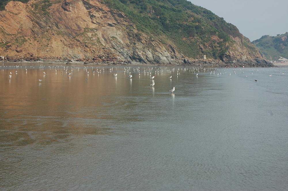 丹东,大鹿岛