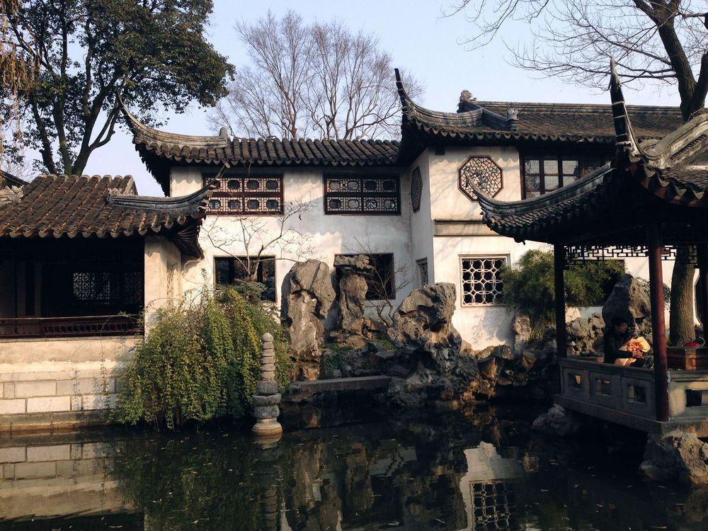 苏州园林--留园_旅行画册旅行图片_百度旅游
