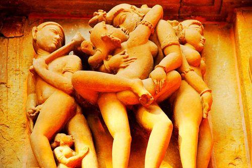 日本性愛大全_印度·性爱之城
