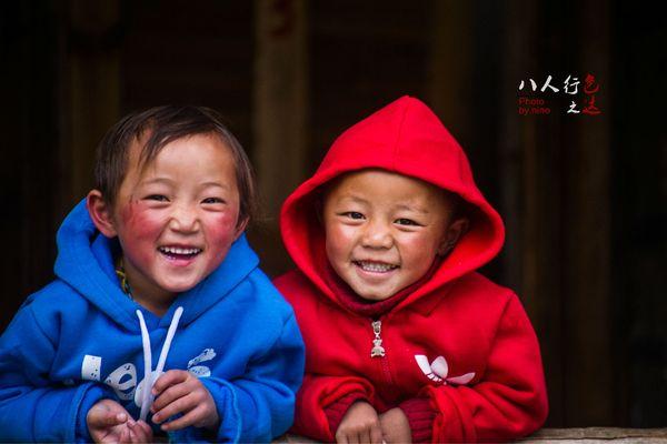 藏族小娃娃图片