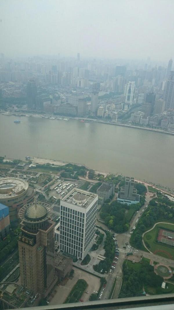 上海高清风景图片竖版