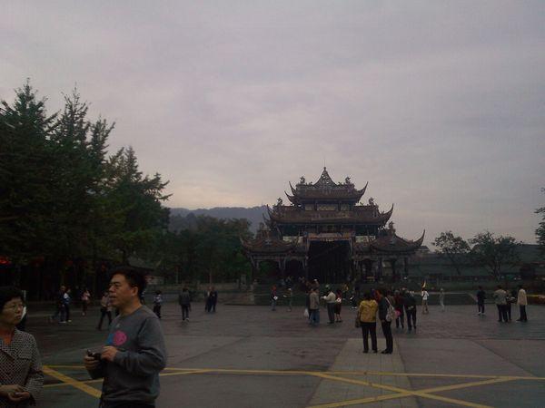 都江堰 青城山
