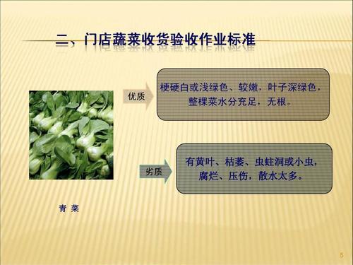 标准作业验收美食。PPT_蔬菜攻略_美食美食2降知识天从图片