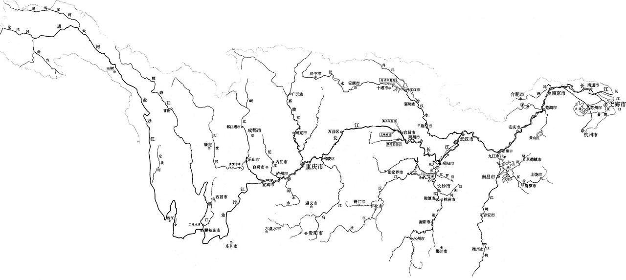 地图 简笔画 手绘 线稿 1280_573