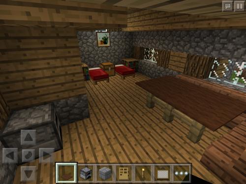 【我的世界】村庄房子设计成这样如何?