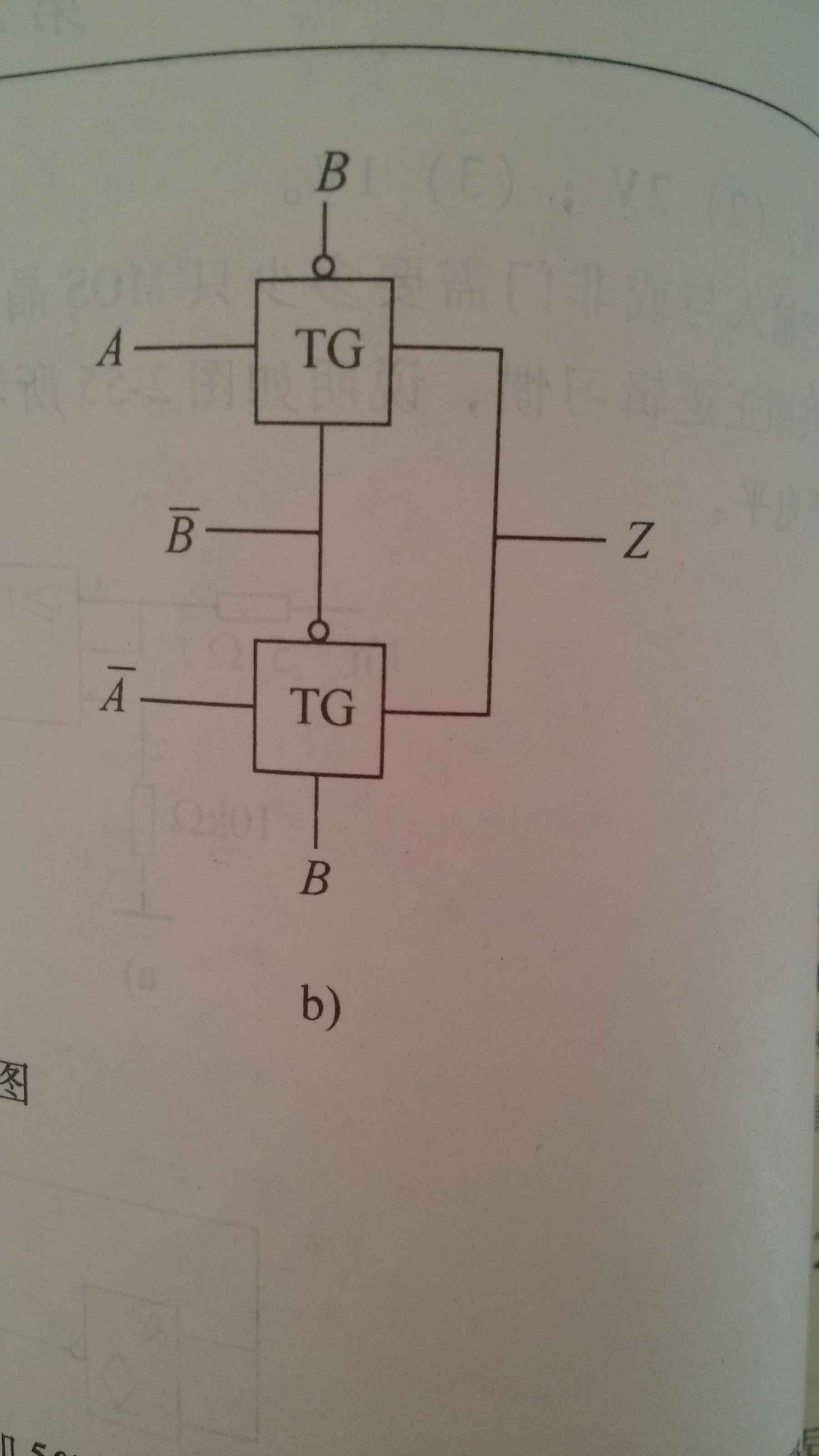 判断电路的逻辑功能