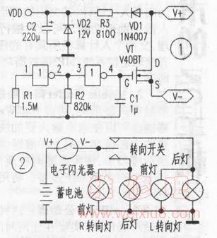 电路 电路图 电子 原理图 307_337