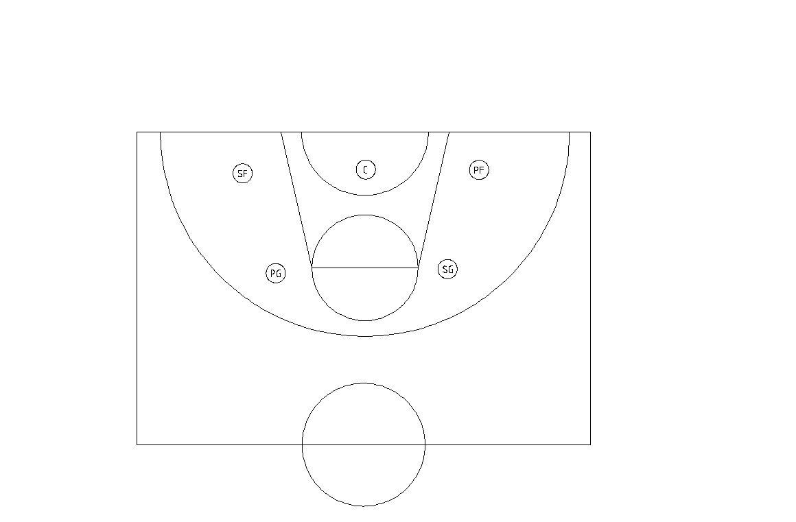 篮球简笔画图片大全