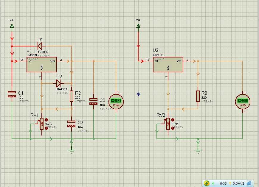 请求使用lm317t制作稳压电源3.4v?