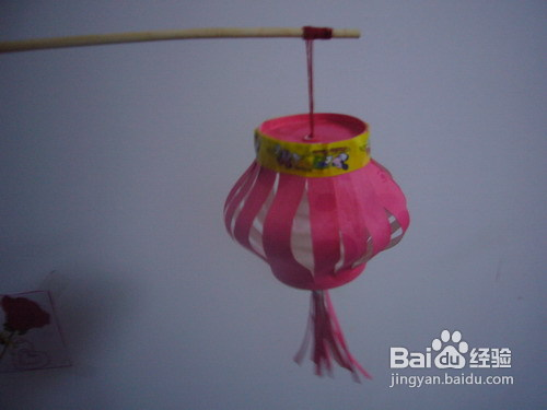 纸杯手工制作小灯笼
