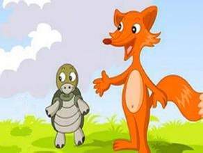 《狐狸与乌龟》的故事内容是什么?图片