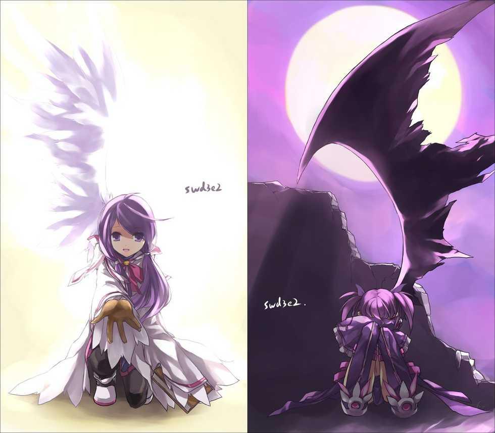 天使&魔鬼图片