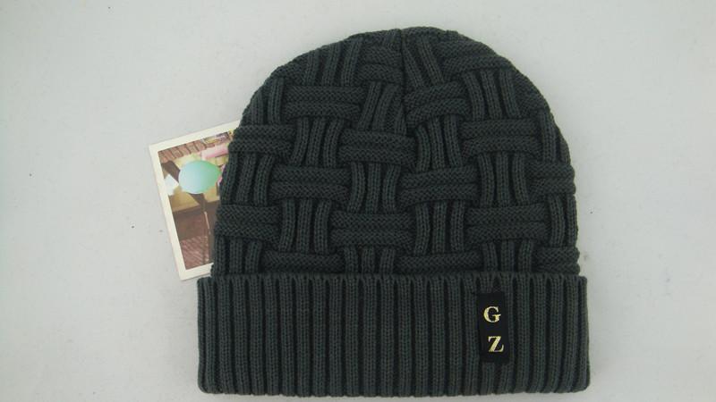 求这帽子的编织针法,视频最佳,没有说说针法也可以