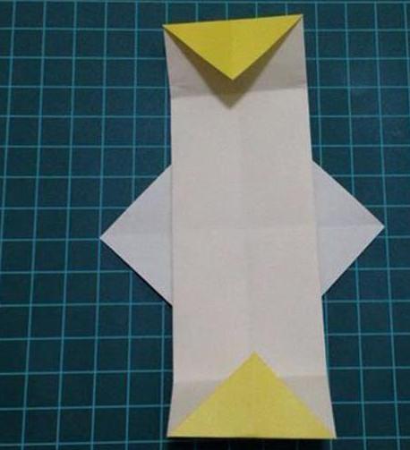 一款漂亮的新年手工折纸灯笼的做法制作步骤: 第1步