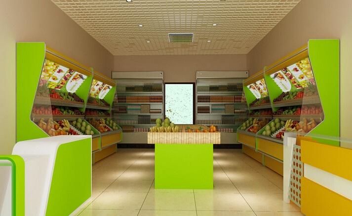 开水果店怎么装修,需要什么材料?